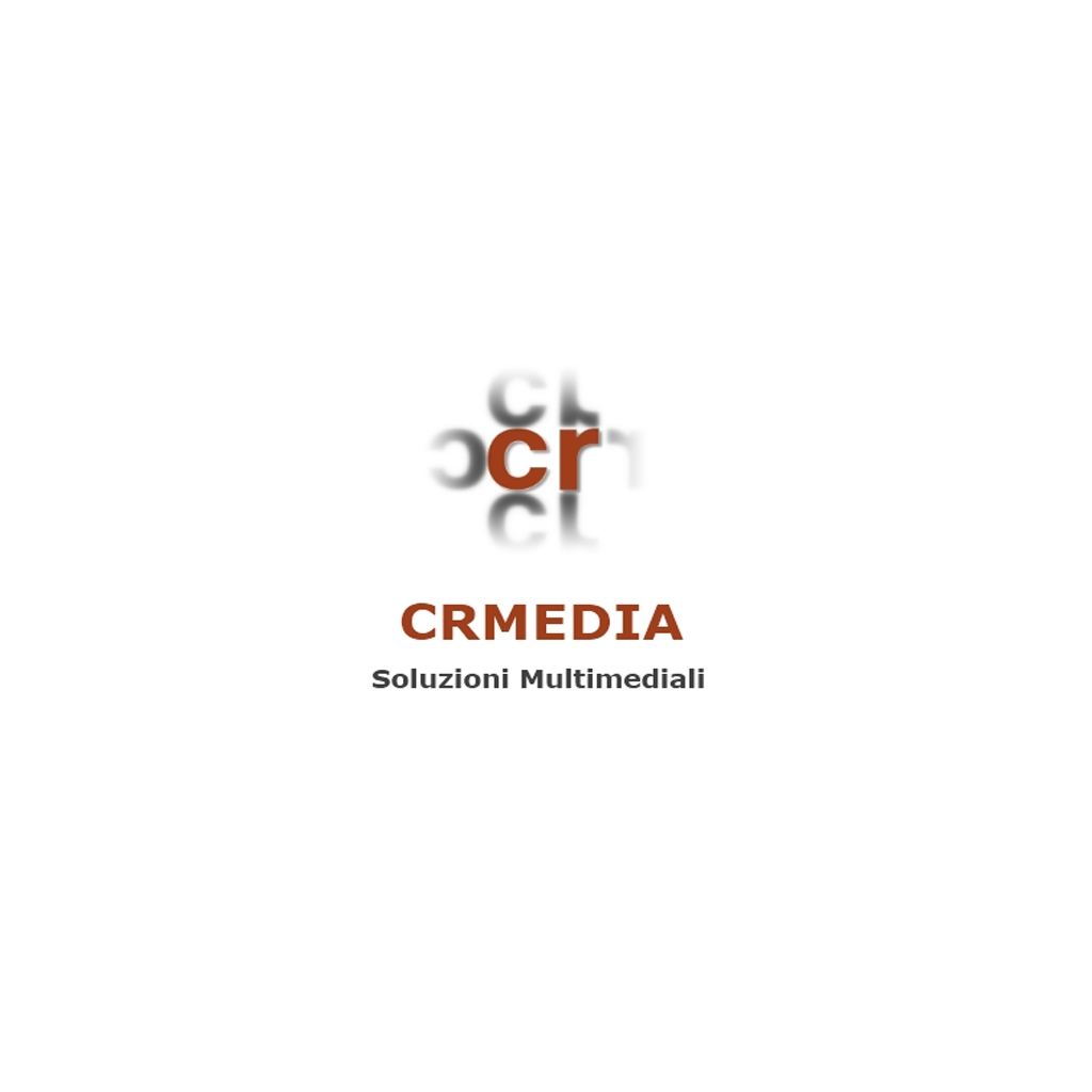 Logo CRMEDIA - Multimedia Solutions